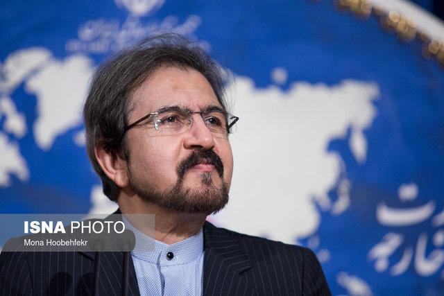 سخنگوی وزارت خارجه، خبر انتصاب حمیرا ریگی به عنوان سومین سفیر زن در خارج از کشور را تایید نکرد