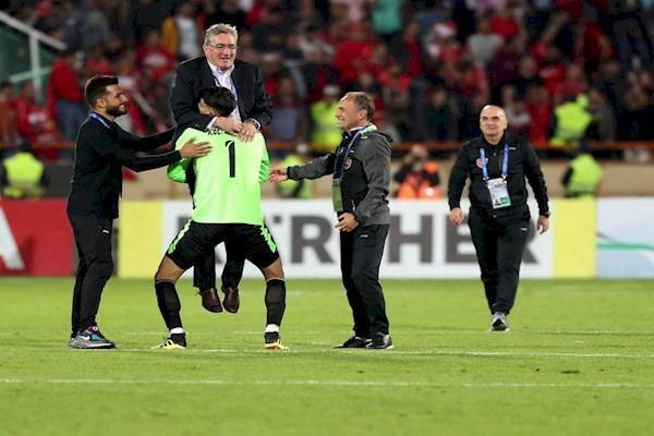 استقبال فیفا از فینال لیگ قهرمانان آسیا: برانکو و بیرانوند، چهره های ویژه