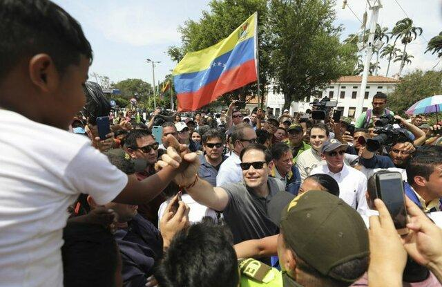 هشدار سناتور آمریکایی به سربازان ونزوئلایی