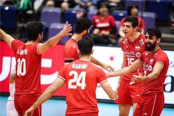 ملی پوش والیبال ایران در جمع برترین های جام جهانی